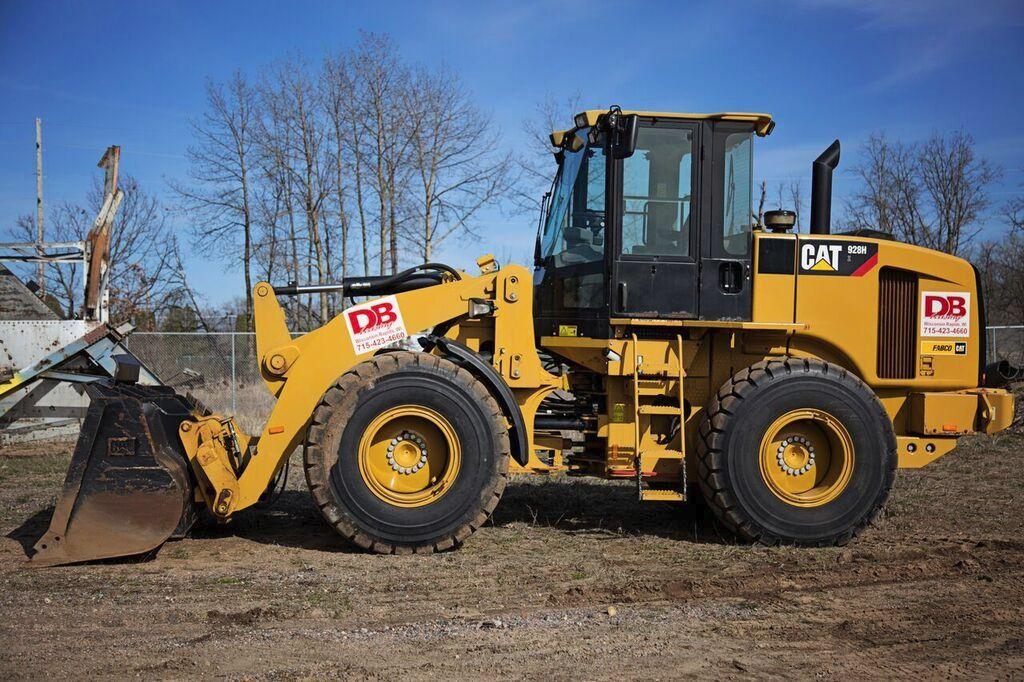 Cat 928 Loader
