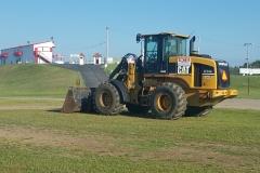 Cat 928 Endloader