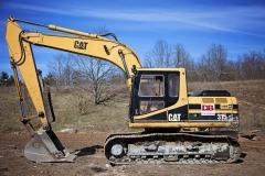 Cat 315 Backhoe