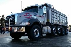 2015 Mack Quad-Axle Dump